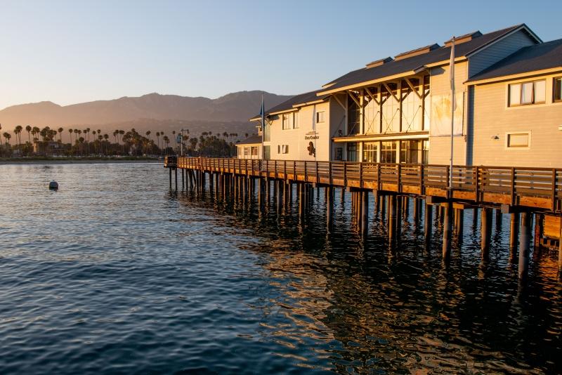 Sea Center Santa Barbara Stearns Wharf