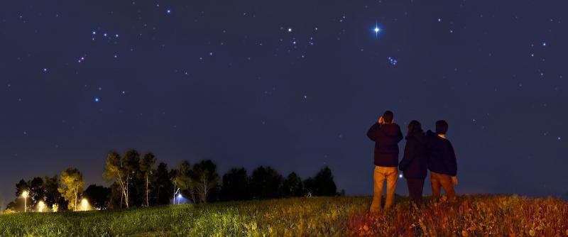 Astronomy family