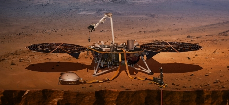 Science on Site: Mars InSight Mission Roadshow
